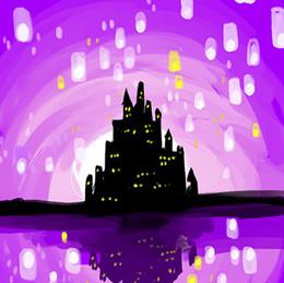 Castle lanterns