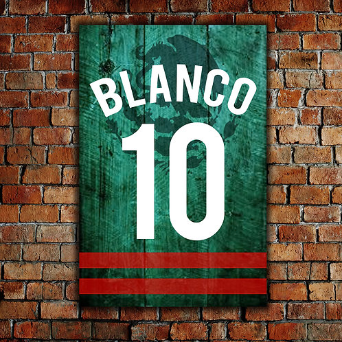Jersey Blanco - Woodsign Making Experience