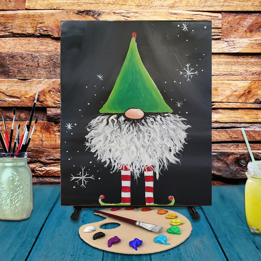 Elf -  Step by Step Painting Class