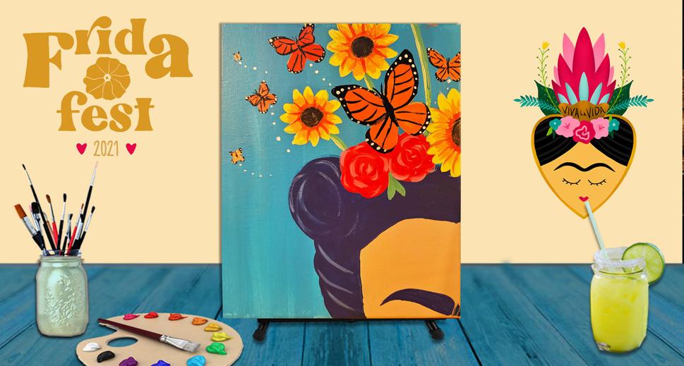 Crown of Butterflies, Sun Aug 1st, 6pm