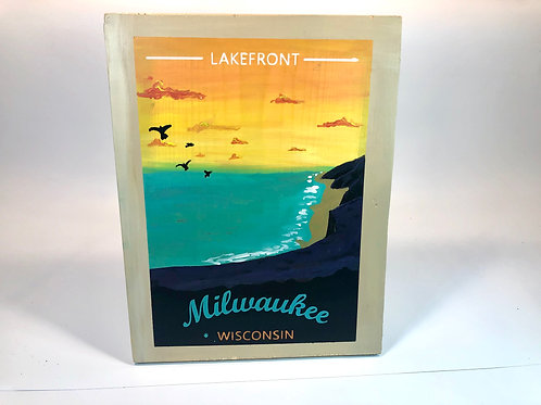 Lakefront Mixed Media Kit