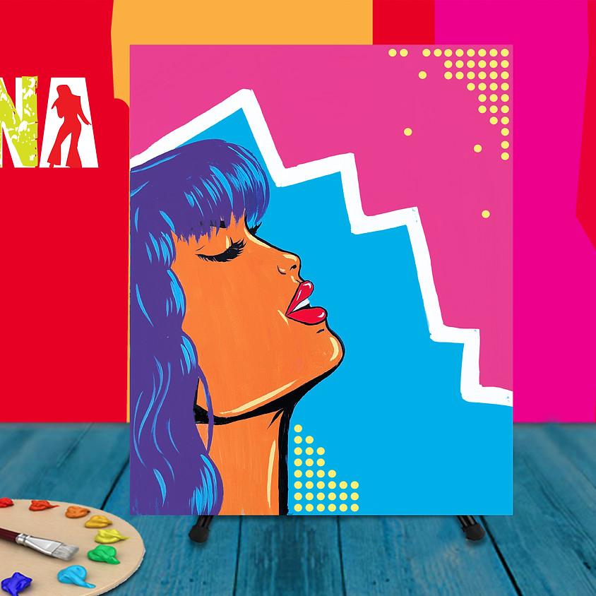 """Fiesta Selena """"Selena Pop Art"""""""