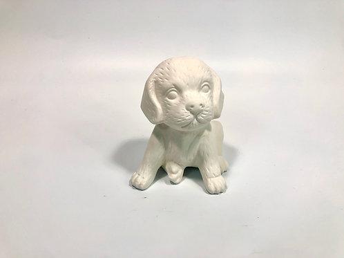Puppy Ceramic Painting Kit