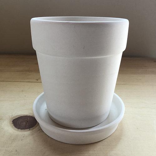 Planter Pot Ceramic Painting Kit