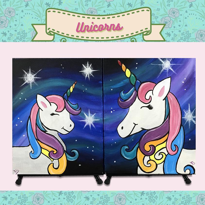 Mommy & Me - Virtual Unicorns