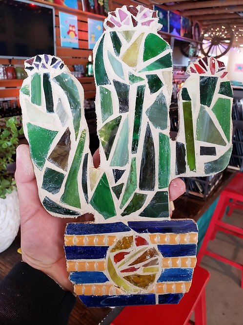 Cactus Mosaic Making Kit