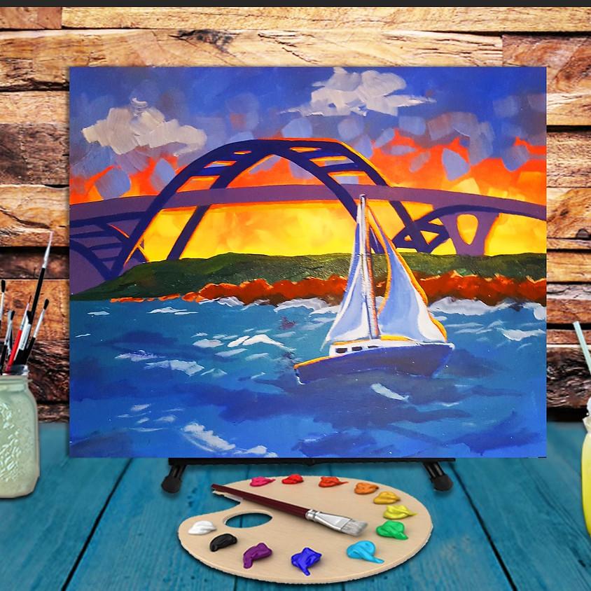 Hoan Bridge - Step by Step Plein Air Painting Class
