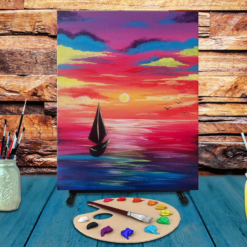 Set Sails - Virtual Step by Step Painting Class (1)