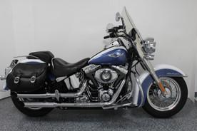 2015 Harley Softail Deluxe FLSTN - $12.999