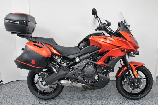 2016 Kawasaki Versys 650 LT - $5799