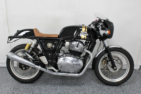 2020 Royal Enfield Continental GT - Sold