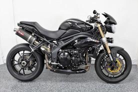 2012 Triumph Speed Triple w/ABS - $5999