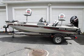 2009 Bass Tracker PT170 TX - $11,999