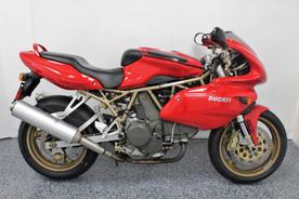 1999 Ducati 750 Super Sport - $3799