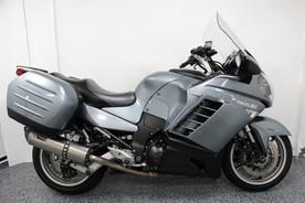 2008 Kawasaki Concours 1400 ABS - $4499