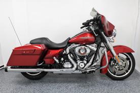 2012 Harley Street Glide FLHX - $12,999