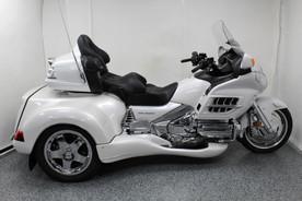 2008 Honda Goldwing Roadsmith Trike - $24,999