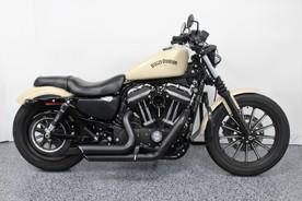 2015 Harley Sportster 883 Iron - $6499