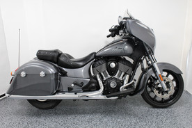 2018 Indian Chieftain w/ABS - $16,999