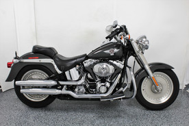 2006 Harley Fat Boy FLSTFI - $6999