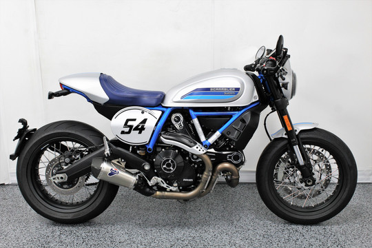 2019 Ducati Scrambler 800 Cafe - Sold