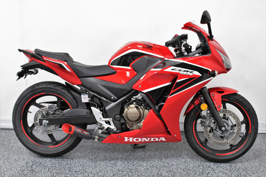 2017 Honda CBR300 ABS - $3999
