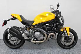 2018 Ducati Monster 821 w/ABS - $9499
