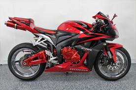 2008 Honda CBR600RR - $5999