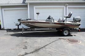 2008 Bass Tracker PT170 TX - $10,499