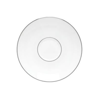 Saucer - White/Plat