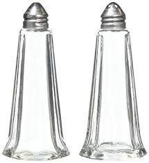 Salt & Pepper Shaker Set - Restaurant Style