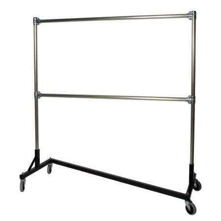 Garment Rack  (Hangers Additional $10.00)