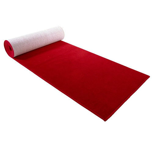 Carpet - 50'x3' Red