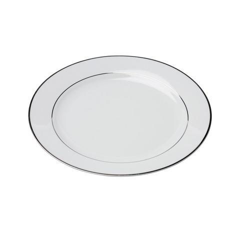 """Plate Dinner - White/Plat 11"""""""