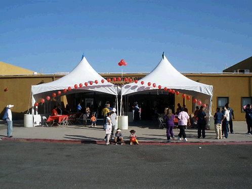 Tent 20'x40' - Marquee White