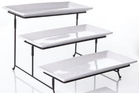 Serving Tray Trio