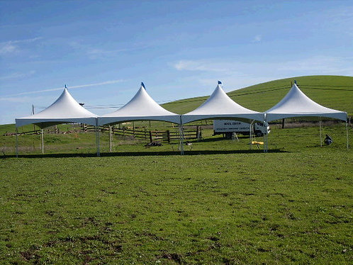 Tent 20'x80' - Marquee White