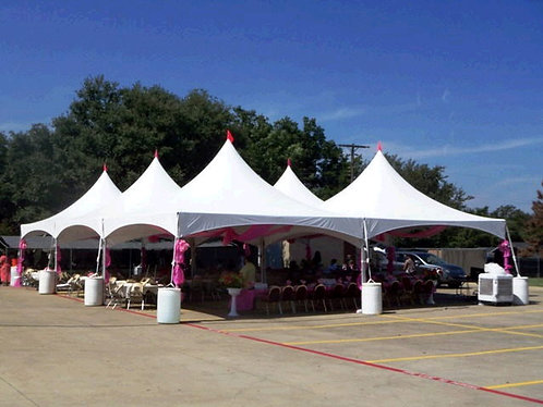 Tent 40'x80' - Marquee White