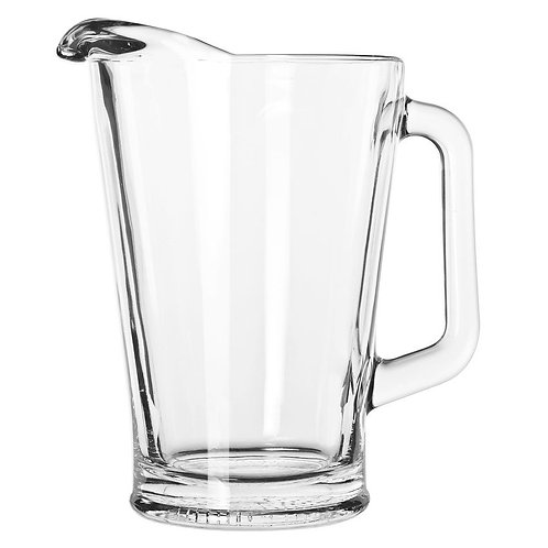Beverage Pitcher Glass - 60 oz