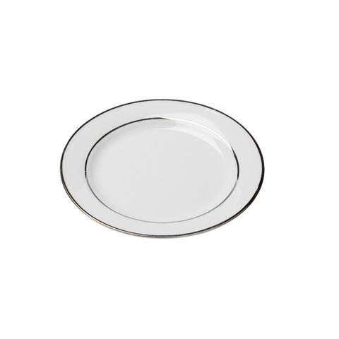 Plate Salad - White/Plat 7.5""