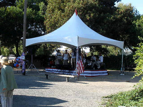 Tent 20'x20' - Marquee White