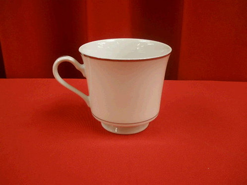 Cup - White/Plat