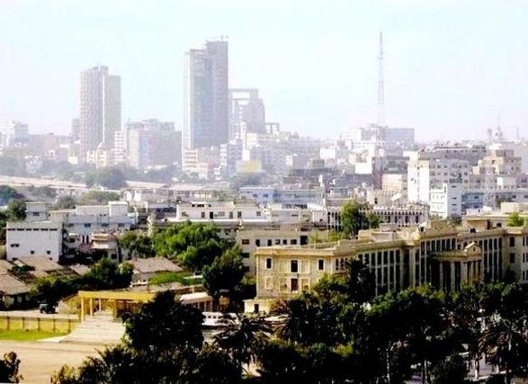 Karachi - maior cidade do Paquistão