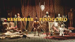 Remember Pinocchio