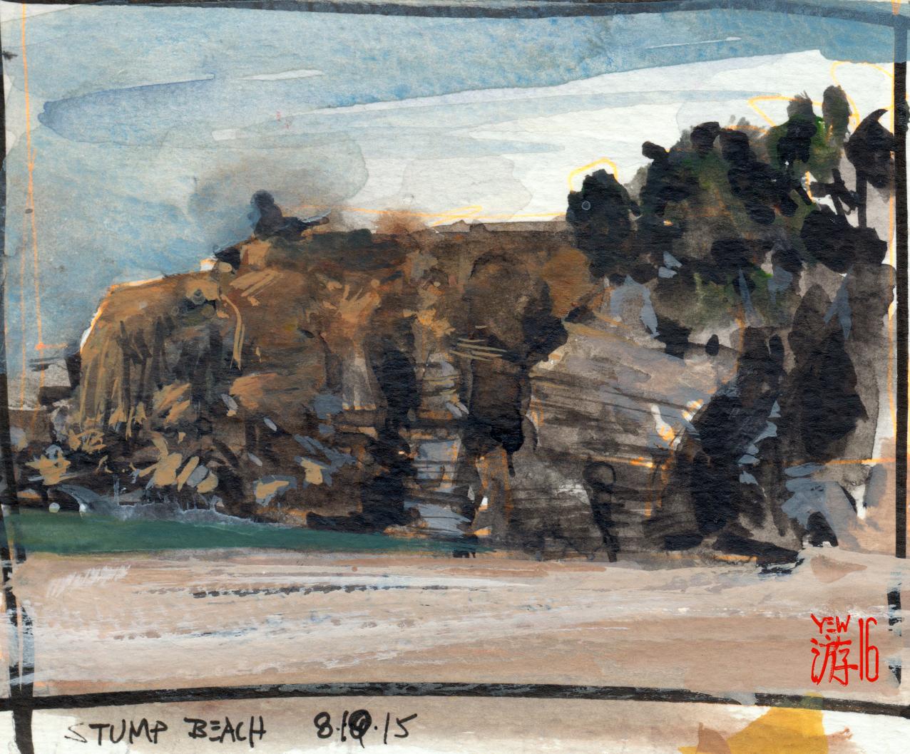 Stump Beach