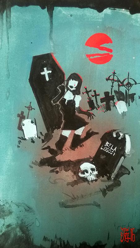 Bela Lugosi is Dead 2