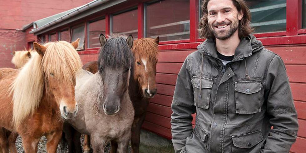 Guðmar Þór Pétursson Riding Clinic (April 24-25)