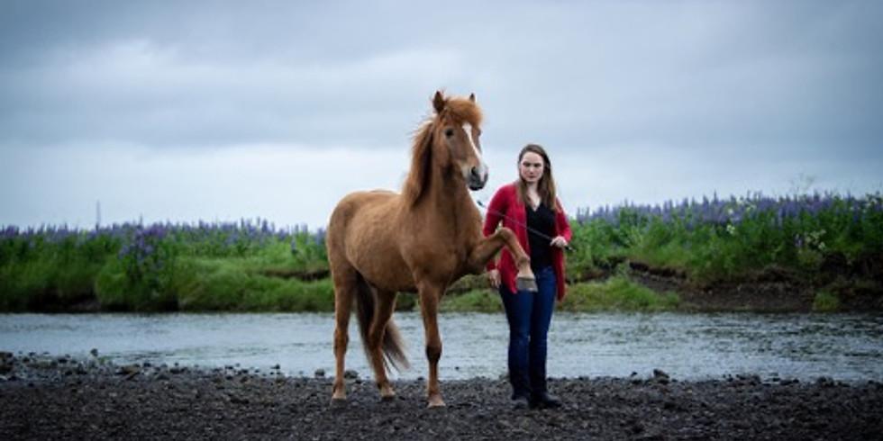 Liberty Horse Clinic with Caeli Cavanagh (June 22-23)