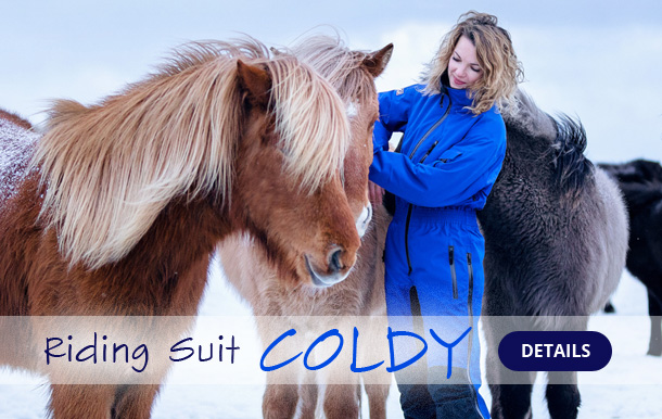 HGG Riding Suit Coldy