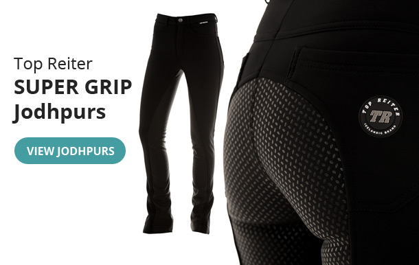 Top Reiter Super Grip Jodhpurs